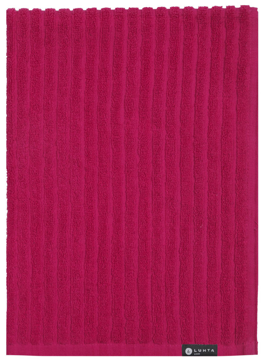K sipyyhe aalto 50 x 70 cm pinkki 633 verkkokauppa - Badspiegel 50 x 70 ...