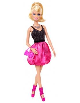 Barbie Fashionista Glam Party nukke - Nuket - 746775289720 - 1