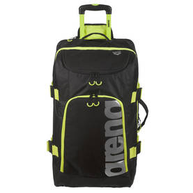 Fast Cargo Trolley 80L, 74x40x27cm black/acid yellow, Arena - Laukut ja reput - 2NDC-153820 - 1