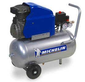 Kompressori Michelin 24 l - Kompressorit - 8020119088210 - 1