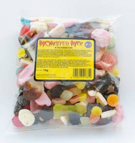 Monster Mix 1 kg - Muut maukkaat makeiset - 6420617416560 - 1