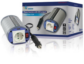 Invertteri 12 - 230 V 150 W USB - Invertterit - 5412810116461 - 1