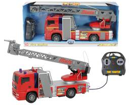 Paloauto Dickie Fire Engine - Ajoneuvot - 4006333023231 - 1
