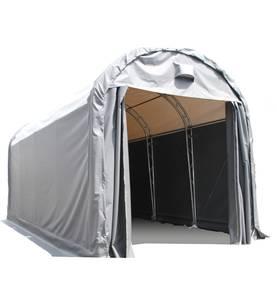 Garagetält 4 x 8 x 4,2 m Ranch Premium -  - 6438014153711 - 1