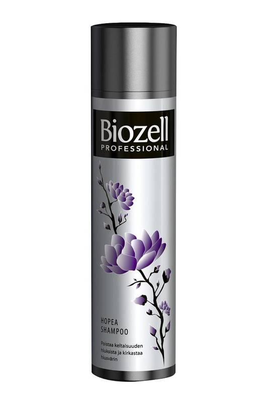Hopeashampoo Biozell Professional - Shampoot ja hoitoaineet - 6411463062001  - 1 b67d76ee4b