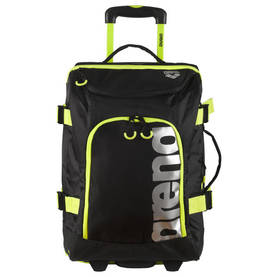 Fast Flight Trolley 50L, 52x40x27cm black/acid yellow, Arena - Laukut ja reput - 2NDC-153822 - 1