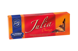 Fazer Julia Orange 320 g - Suklaat - 6416453072442 - 1
