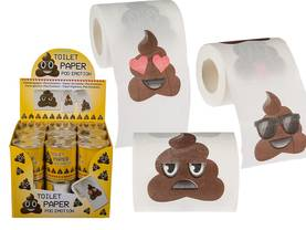 Poo Emotion vessapaperi - Talouspaperit, wc-paperit, nenäliinat - 4029811373482 - 1
