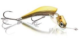 WAKE JIGWOBBLER YELLOW CHROME - Vieheet - 2NDC-17502 - 2