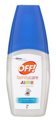 OFF! Family Care Junior hyttyssuihke 100 ml - Tuholaistorjunta - 6414400021413 - 1