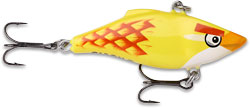 Rapala Angry Birds Rattlin' Yellow Bird vaappu - Vieheet - 022677224503 - 1