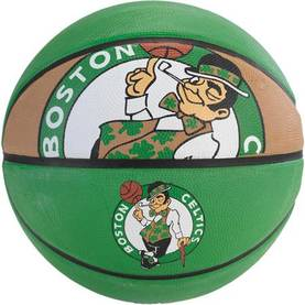 Spalding NBA Teamball Boston Celtics koripallo, koko 3 - Koripallo - 2NDC-104553 - 1