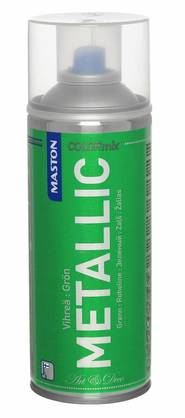 Spraymaali Maston Metallic 400 ml vihreä - Spraymaalit - 647-0033-73 - 1