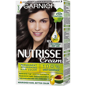 Kestoväri Garnier Nutrisse 3 - Hiusvärit - 672-0073-03 - 1 52b0880acd