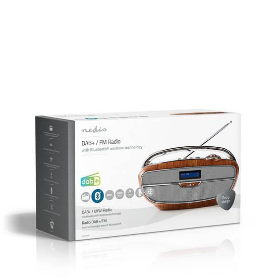 FM-VASTAANOTIN 4MOBILE BLUETOOTH V4.2 Tällä laitteella vastaanotat kätevästi musiikin radioon tai laitteeseen jossa on äänisisääntulo.