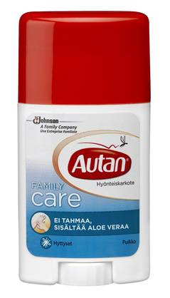 Autan Family Care 50 ml puikko - Tuholaistorjunta - 6414400030934 - 1