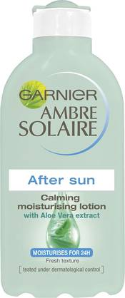 Garnier Ambre Solaire After Sun Milk - Vartalon hoito - 675-0127-64 - 1