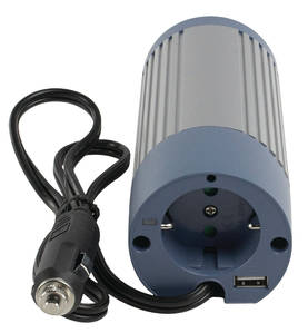 Invertteri 24 - 230 V 100 W USB - Invertterit - HQ-INV100U-24 - 14