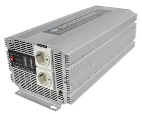Invertteri 24 - 230 V 2500 W - Invertterit - HQ-INV2500-24 - 2