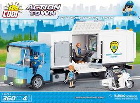 Police Mobile Command Center - Cobi - Rakennuslelut - 2NDC-102284 - 1