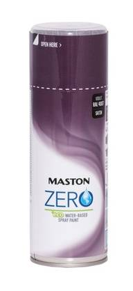 Maston Zero Violetti 400 ml - Spraymaalit - 6412490033125 - 1