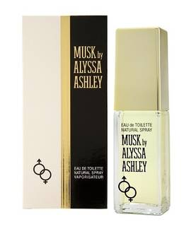 Musk by Alyssa Ashley EDT 25 ml - Naisten tuoksut ja deodorantit - 3434730709235 - 1