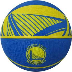 Spalding NBA Teamball Golden StateWarriors koripallo, koko 5 - Koripallo - 2NDC-104555 - 1