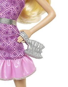 Barbie Fashionista Glam Party nukke - Nuket - 746775289737 - 2