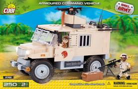 Armoured Command Vehicle - Cobi - Rakennuslelut - 2NDC-102318 - 1