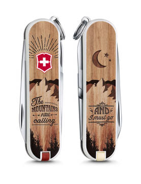 Classic, The Mountains are Calling - Victorinox - Retkityökalut - 2NDC-111668 - 2