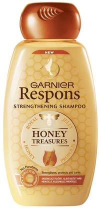 Honey Treasures shampoo 250 ml - Shampoot ja hoitoaineet - 3600541474048 - 1