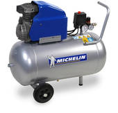 Kompressori Michelin 50 L - Kompressorit - 8020119088258 - 1
