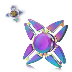 Metal Grazy Spinner Rainbow II - Spinnerit - 4029811389629 - 1