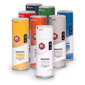 Spraymaali Maston 2K Two 400 ml - Spraymaalit - 6412490037499 - 2